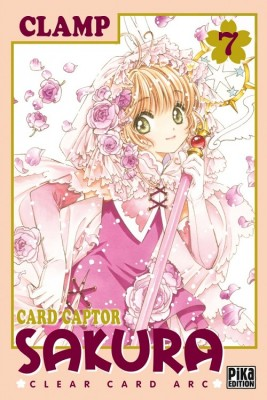 "Afficher ""Card Captor Sakura - Clear Card Arc n° 7"""