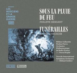 vignette de 'Sous la pluie de feu (Philippe Hersant)'