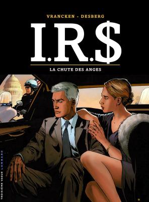 Couverture de IRS n° 21 La chute des anges