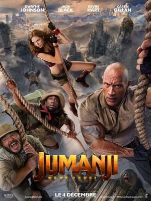 """Afficher """"Jumanji : Next Level"""""""