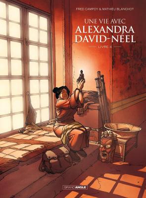 """Afficher """"Une Vie avec Alexandra David-Néel n° 4"""""""
