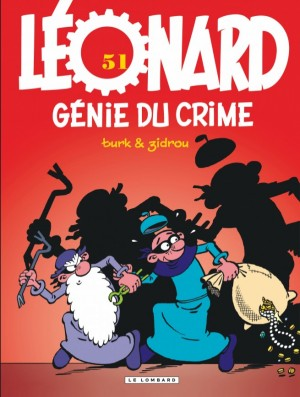 "Afficher ""Léonard n° 51 Génie du crime"""