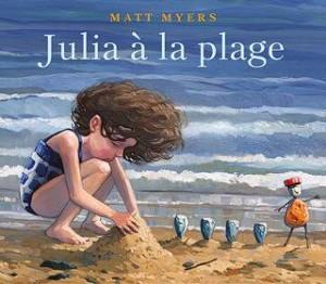"""Afficher """"Julia à la plage"""""""