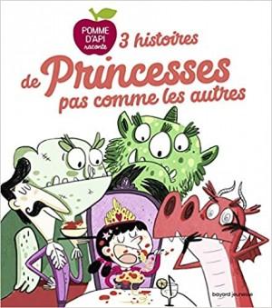 """Afficher """"3 histoires de princesses pas comme les autres"""""""