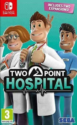"""Afficher """"Two point Hospital Two Point Hospital"""""""