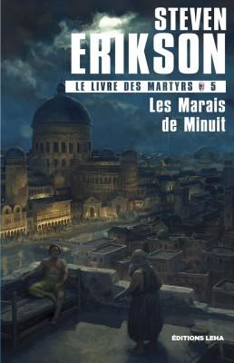 """Afficher """"Le Livre des martyrs n° 5 Les Marées de minuit"""""""