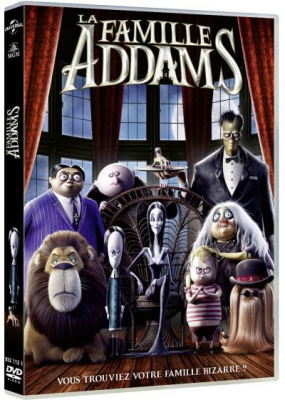 "Afficher ""La Famille Addams"""