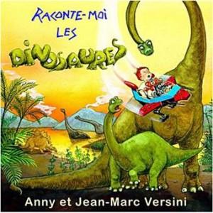 Couverture de Raconte-moi les dinosaures