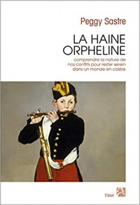 "Afficher ""La haine orpheline"""