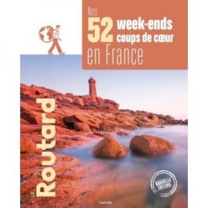 "Afficher ""Nos 52 week-ends coups de coeur en France"""