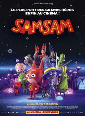 """Afficher """"Samsam"""""""