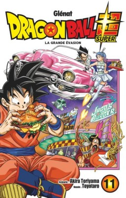 "Afficher ""Dragon Ball Super n° 11La grande évasion"""