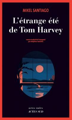 """Afficher """"L'étrange été de Tom Harvey"""""""
