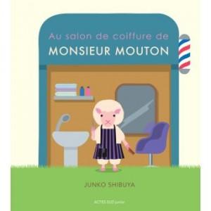 """Afficher """"Au salon de coiffure de monsieur Mouton"""""""