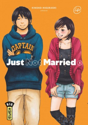 vignette de 'Just not married n° 1 (Kinoko Higurashi)'