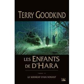"""Afficher """"Les Enfants de D'Hara n° 4 Le Serment d'un voyant"""""""