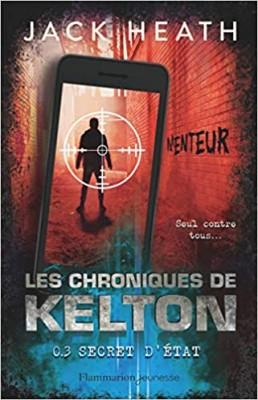 """Afficher """"chroniques de Kelton (Les) n° 3Les chroniques de Kelton n° 3Secret d'État"""""""