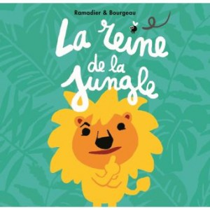 Couverture de La reine de la jungle