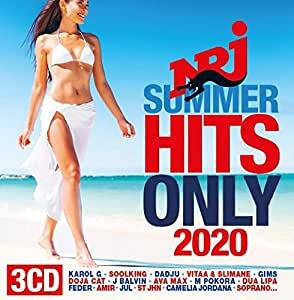 "Afficher ""NRJ summer hits only 2020"""