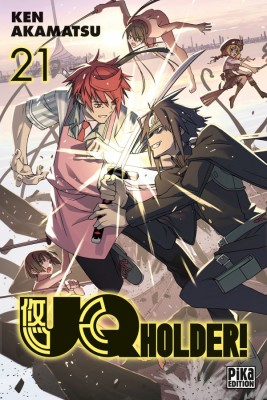 "Afficher ""UQ Holder ! n° 21"""