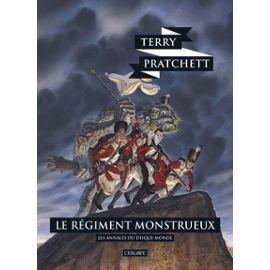 """Afficher """"Les Annales du disque-monde n° 29 Le Régiment monstrueux"""""""