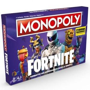 Couverture de Monopoly : Fornite