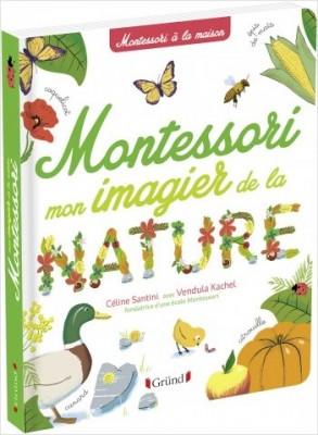 """Afficher """"Mon imagier de la nature Montessori"""""""