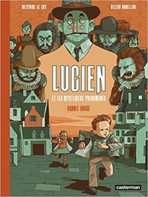 """Afficher """"Lucien et les mystérieux phénomènes n° 2Granit rouge"""""""
