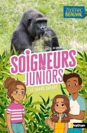 """Afficher """"Soigneurs juniors n° 2Le grand départ"""""""