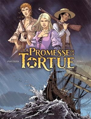 """Afficher """"La promesse de la tortue - volume 01"""""""