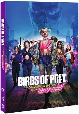 """Afficher """"Birds of Prey et la fantabuleuse histoire de Harley Quinn"""""""