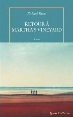 vignette de 'Retour à Martha's Vineyard (Richard Russo)'