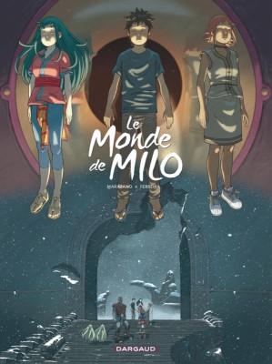 """Afficher """"Le monde de Milo n° 8 La terre sans retour"""""""