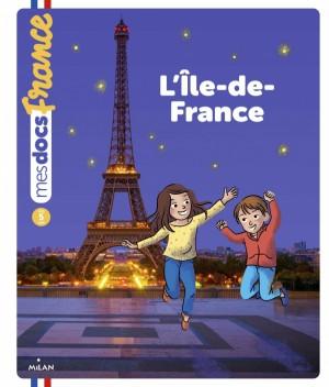 Couverture de L'Ile-de-France