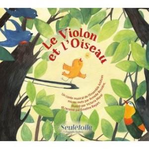 """Afficher """"Le Violon et l'oiseau"""""""