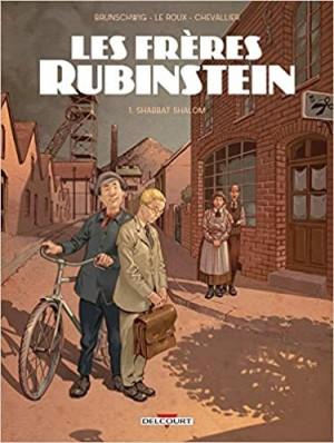 "Afficher ""Les frères Rubinstein n° 1Shabbat Shalom"""