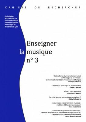 """Afficher """"Revue Enseigner la musique numéro 3"""""""