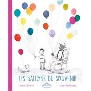 """Afficher """"Les ballons du souvenir"""""""