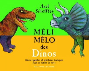 """Afficher """"Méli-mélo des dinos"""""""