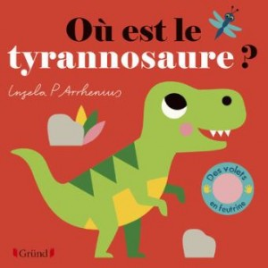 """Afficher """"Où est le tyrannosaure ?"""""""