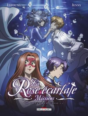 """Afficher """"La Rose écarlate : Missions n° 8Souvenirs d'Ecosse 2/2"""""""