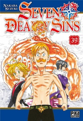 "Afficher ""Seven Deadly Sins n° 39"""