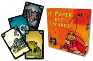 Couverture de Le poker des cafards
