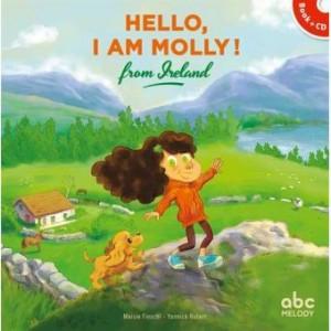 "Afficher ""Hello, I am Molly !"""