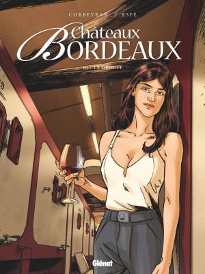 """Afficher """"Châteaux Bordeaux n° 10Le groupe"""""""