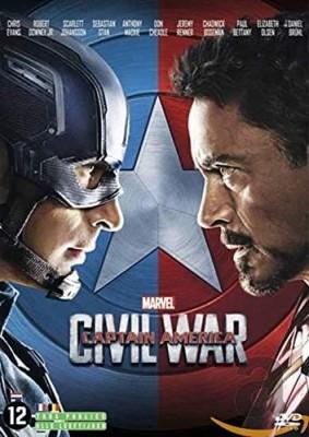 "Afficher ""Captain America - Civil war"""