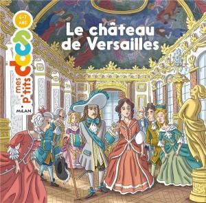 Couverture de Le château de Versailles
