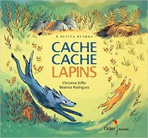 "Afficher ""Cache cache lapins"""