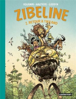 "Afficher ""Zibeline n° 2Zibeline n° 2Retour à Tikiland"""