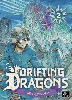"""Afficher """"Drifting dragons"""""""